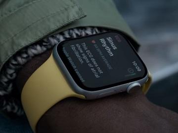 Apple Watch Series 6 ECG App Commercial