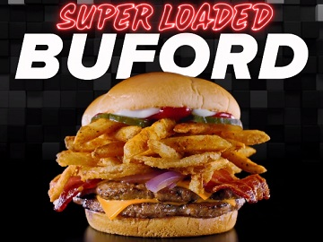Checkers and Rally's Super Loaded Buford Diego Commercial
