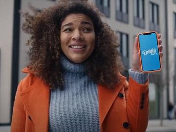 Drafty TV Advert: Curly Girl Emma