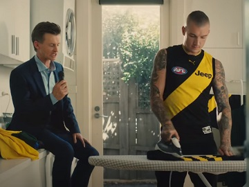 Kayo Sports Australia Commercial - Sport Lives Here