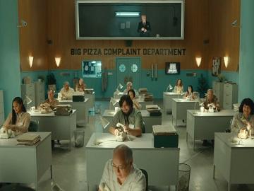Little Caesars Pretzel Crust Complaint Department Commercial