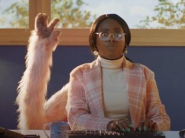 McCoy's Beast Advert Actress