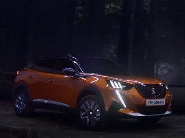 All-New Peugeot 2008 SUV with 3D i-Cockpit Commercial