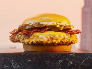 Wendy's Jalapeño Popper Chicken Sandwich Commercial