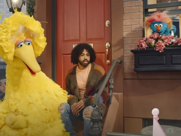 DoorDash Super Bowl Commercial - Feat. Daveed Diggs & Sesame Street Muppets