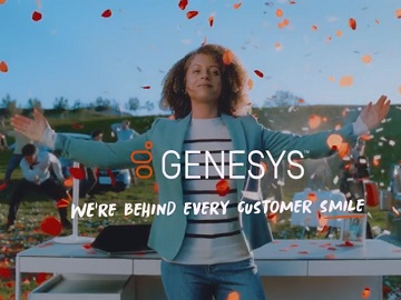Genesys Commercial Girl / Actress