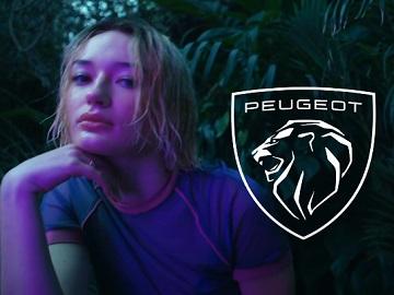 Peugeot Lions Commercial / Advert Girl