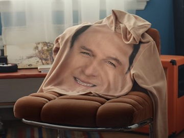 Tide Super Bowl 2021 Jason Alexander Hoodie Commercial - Feat. Seinfeld Actor George Costanza
