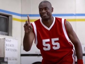 GEICO Dikembe Mutombo Blocking Shots Commercial