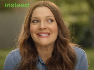 Instead Drew Barrymore A Better Way to Lawn Commercial