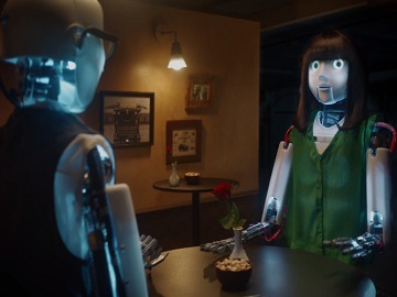 Jose Cuervo Robots on a Date Commercial