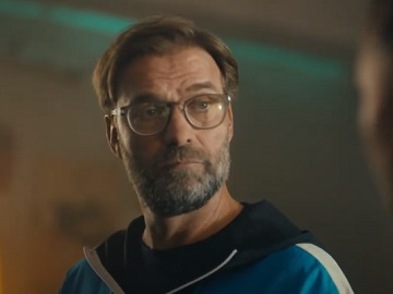 Snickers Jurgen Klopp Table Football Advert / Commercial