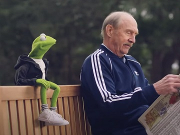 adidas Stan Smith, Forever Kermit the Frog Commercial