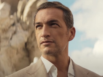 Brioni Eau de Parfum Legends Commercial Actor