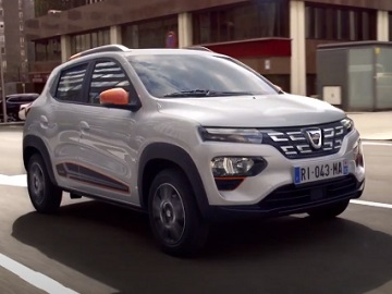 Dacia Spring Exclusive for Everyone Mad World Commercial / TV Advert