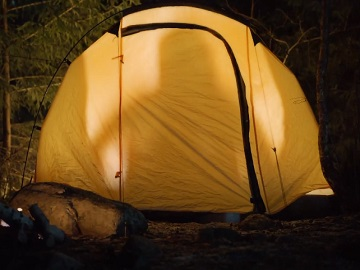 eBay Camping Commercial