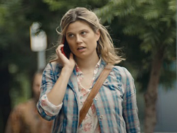 Apple iPhone 12 Fumble Commercial Girl