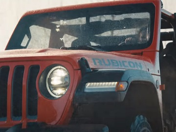Jeep Rubicon Commercial