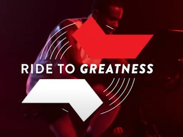Peloton Ride with Greatness Commercial