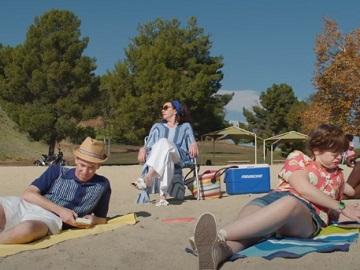 Progressive Bundle Beach Day Commercial Actors