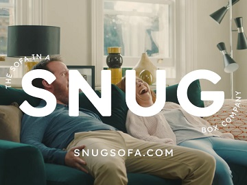 Snug Sofa TV Advert