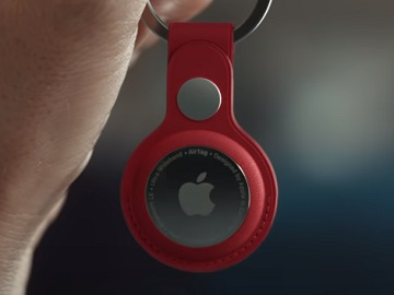 Apple AirTag Commercial