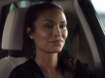 Buick Envision Commercial Girl / Actress