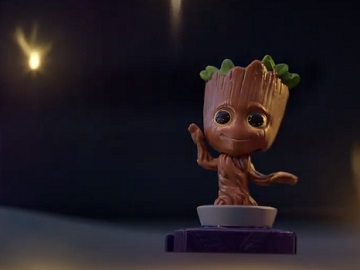 Chevrolet Bolt EUV Baby Groot Commercial