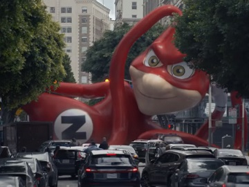 Domino's Pizza The Noid Commercial