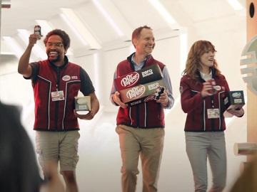 Dr Pepper Zero Sugar Commercial Actors - Feat. Three Flavorists