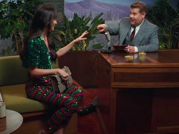 GUCCI The Beloved Show Dakota Johnson & James Corden Commercial
