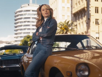 All-New Nissan Brie Larson Commercial