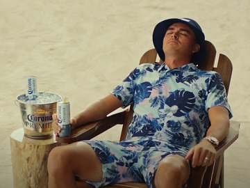 Corona Premier Rickie Fowler Commercial