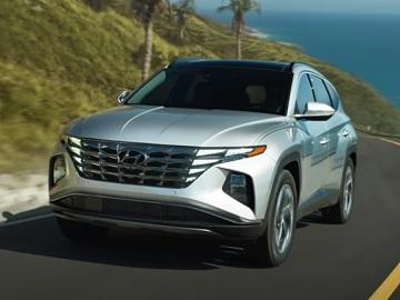 2022 Hyundai TUCSON Commercial