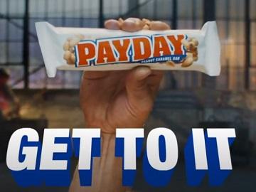 PAYDAY Peanut Caramel Bar Hammer Commercial