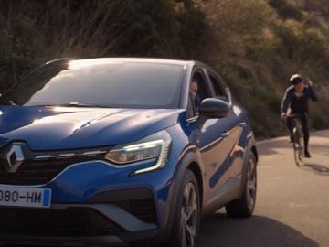 Renault CAPTUR Hybrid TV Advert / Commercial