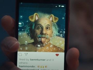 Smart Meters Albert Einstein TV Advert