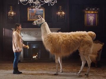 Vimto Llama Commercial