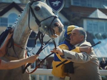 William Hill Advert Horse