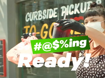 Groupon So @#$%ing Ready to Eat Commercial