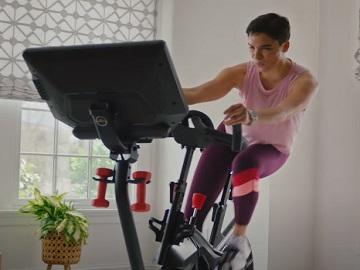 Bowflex Bike Building a Stronger You Commercial