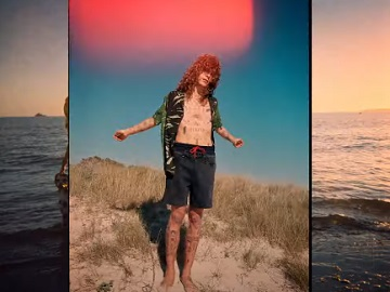 Desigual Summer Tale Beachwear Collection Commercial