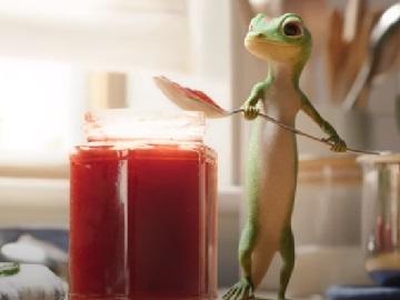 GEICO The Gecko Makes Jam Commercial