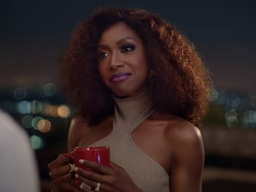 Gabrielle Dennis Old Spice Commercial