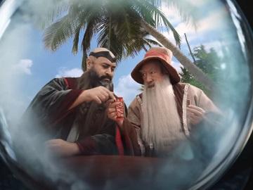 KitKat Australia Wizards Commercial - Feat. Michael Caton & Miritana Hughes