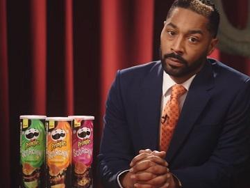 Pringles Scorchin Commercial