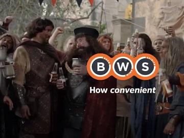 BWS Australia Commercial