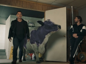 Experian Boost John Cena & Purple Cow Commercial