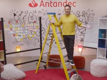 Santander Bank Ant & Dec Brick Subscription Service Advert
