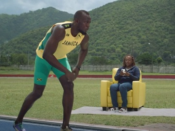 CarMax Online Offers Usain Bolt Commercial